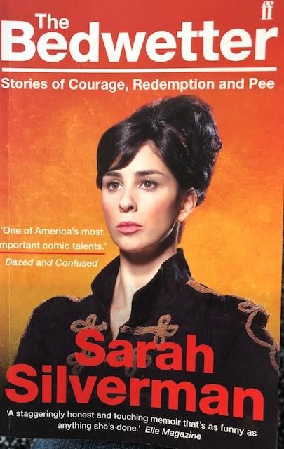 Boken The Bedwetter av Sarah Silverman